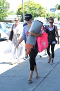 Kaley Cuoco Leaving yoga classes in West Hollywood - August 23-2014 x64