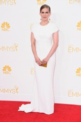 Anna Chlumsky - 66th Annual Primetime Emmy Awards 8/25/14