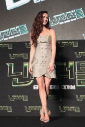 "Megan Fox - ""Teenage Mutant Ninja Turtles"" Premiere in Seoul, South Korea 8/26/144"