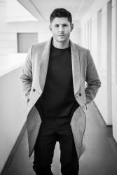 Интервью Дженсена Эклза для журнала Harpers Bazaar