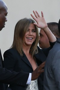 Jennifer Aniston – Jimmy Kimmel Live! in Los Angeles August 27,