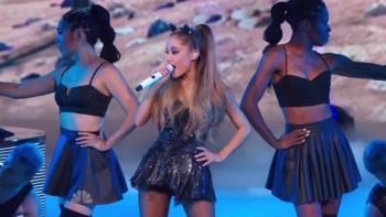 ARIANA GRANDE  - HOT - America's Got Talent 08,27,14
