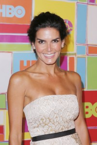 Angie Harmon, HBO's Emmy 2014 after party, 25/08/2014
