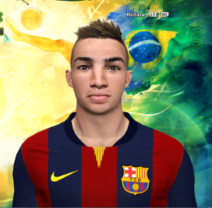 Download Munir ElHaddadi PES2014 Face By DzGeNiO