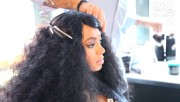 Solange Knowles - Lurve magazine photoshoot 2012