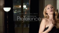 Blake Lively - L'Oreal Paris Superior Preference TV Spot 768p