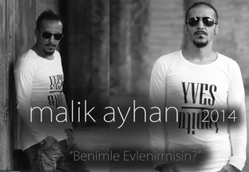 Malik Ayhan - Ba��ma Belam�s�n (2014) Yepyeni Par�a �ndir