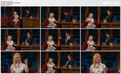 ANGELA KINSEY -  late late show with craig ferguson (sept 25, 2009)