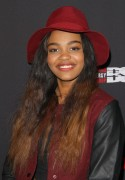 China Anne McClain - Trevor Jackson's Monster 18th Birthday Party in Los Angeles 08/28/14