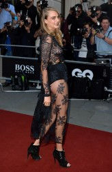 Cara Delevingne - 2014 GQ Men of the Year Awards in London 9/2/14