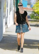 Reese Witherspoon Out & about in Brentwood, LA September 2-2014 x8