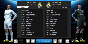 Real Madrid Champions League Full GDB by BK-201