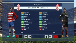 Download PES 2013 Granada CF 2014-2015 GDB
