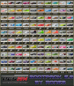Download PES 2014 Bootpack Version 6.0 by Ron69