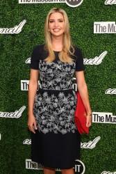 Ivanka Trump - 2014 Couture Council Award Luncheon Benefit honoring Carolina Herrera in NYC 9/3/14