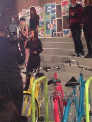 Selena Gomez - 2014 Adidas NEO Fashion Show in NYC 9/3/14