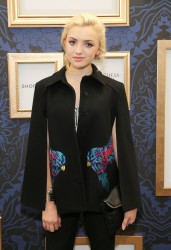 Peyton Roi List - Marchesa Voyage for ShopStyle Collection preview in New York 9/5/14