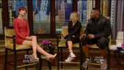 Juliette Lewis @ Live with Kelly & Michael | September 5 | 21 caps