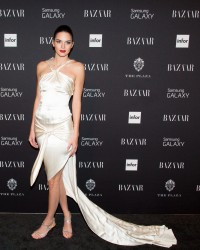 Kendall Jenner at the HARPERS BAZAAR Celebrate ICONS September 6,