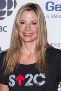 Mira Sorvino - 4th Biennial 'Stand Up To Cancer' Event in Hollywood 09/05/14