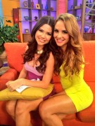 Ximena Cordoba (Univision Weather Babe) - Twitter pics x40 [¡Muy Caliente!]