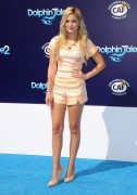 Olivia Holt - 'Dolphin Tale 2' premiere 9/7/14