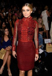 Carmen Electra - Vivienne Tam Spring 2015 Fashion Show in NYC 9/7/14