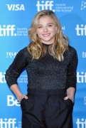 Chloe Moretz - The Equalizer press conference, Toronto September 7-2014 x18