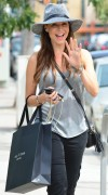 Julie Benz Shopping at Rag and Bone in West Hollywood September 8-2014 x5