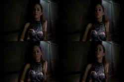 Eliza Dushku as dominatrix collage-Dollhouse