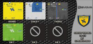 Download Chievo Verona 2014-2015 GDB