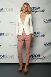 AnnaLynne McCord - Annual Charity Day Hosted By Cantor Fitzgerald And BGC in NYC 9/11/14