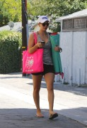Kaley Cuoco leaving a yoga class in Sherman Oaks September 10-2014 x23