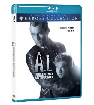 A.I. - Intelligenza artificiale (2001) Full Blu-Ray 37Gb VC-1 ITA DD 5.1 ENG DTS-HD MA 5.1 MULTI