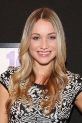 Katrina Bowden @ Elle Runway Collection 09-10-2014 (not HQ)