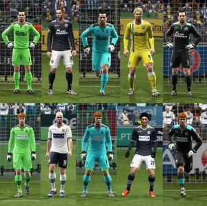 Download Bolton Wanderers & Millwall 14-15 Kits by Ikaru11 For PES 2013