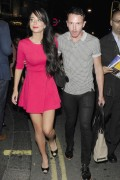 Tulisa Contostavlos | Out in London | September 12 | 43 pics