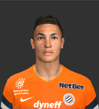 Download PES 2014 Jean Deza Face by Razor