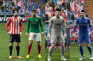 Download Athletic de Bilbao GDB 14-15 by Vulcanzero