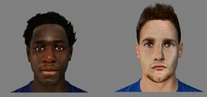 FC Barcelona B Facepack FIFA14 by Kravitz-gta