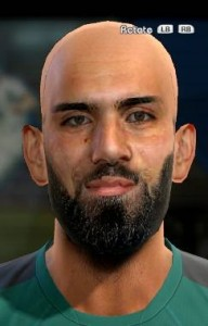 Download PES 2013 Simone Zaza Face by Pablobyk