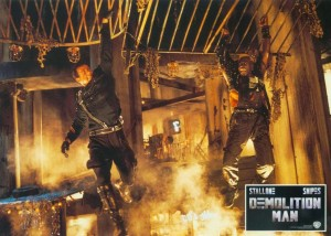 Разрушитель / Demolition Man (Сильвестр Сталлоне, Сандра Буллок, Уэсли Снайпс, 1993) 6e0bde351717244