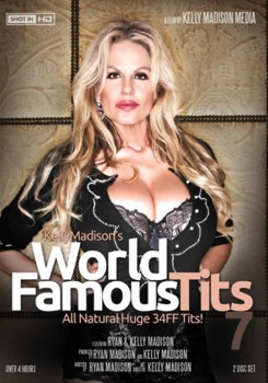 Kelly Madisons World Famous Tits 7 Cover