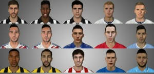FIFA14 Mega Facepack by gianpiero99