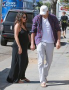Mila Kunis - out and about in LA 09/17/14