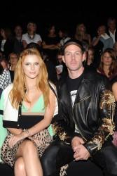 Bella Thorne - Fausto Puglisi fashion show in Milan 9/17/14