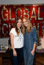 Olivia Wilde Global Citizen And Conscious Commerce IMPACK day 09-19-2014 (not HQ)