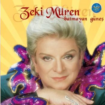 Zeki M�ren - Batmayan G�ne� (2014) Full Alb�m �ndir