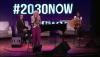 Natasha Bedingfield performing new song at the Social Good Summit 2014