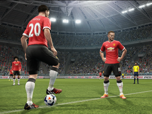 Download PES 2013 Manchester United 14-15 GDB Update by Vulcanzero
